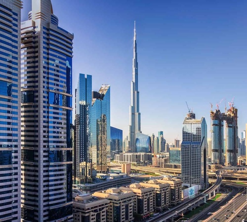 Burj Khalifa Dubai United Arab Emirates zplits unsplash